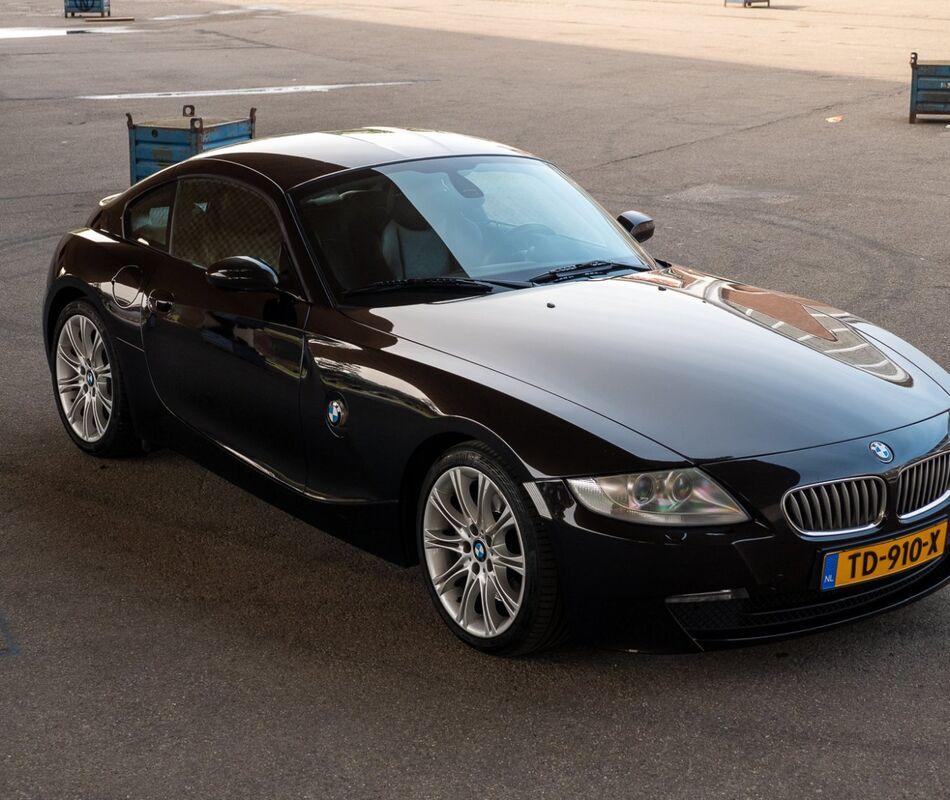 BMW Z4 Coupé 3.0si