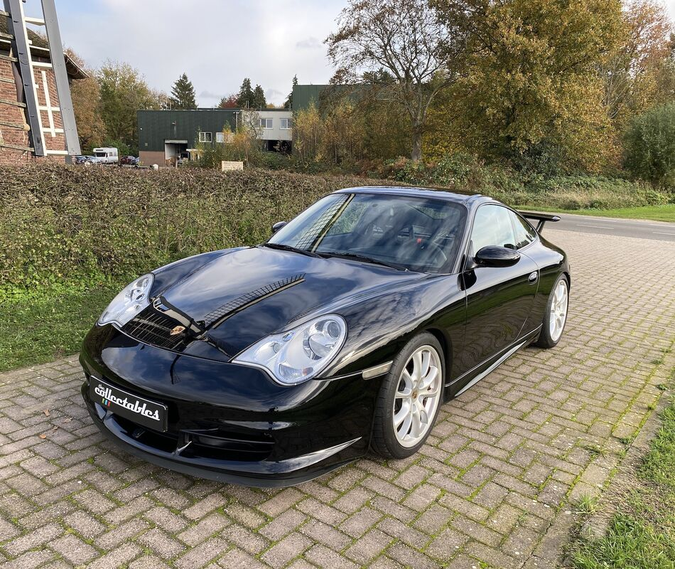 NO RESERVE - Porsche 911 GT3