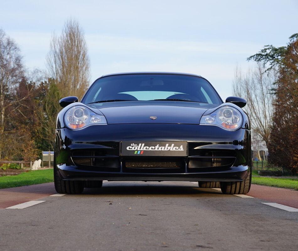 Porsche 996.2 GT3