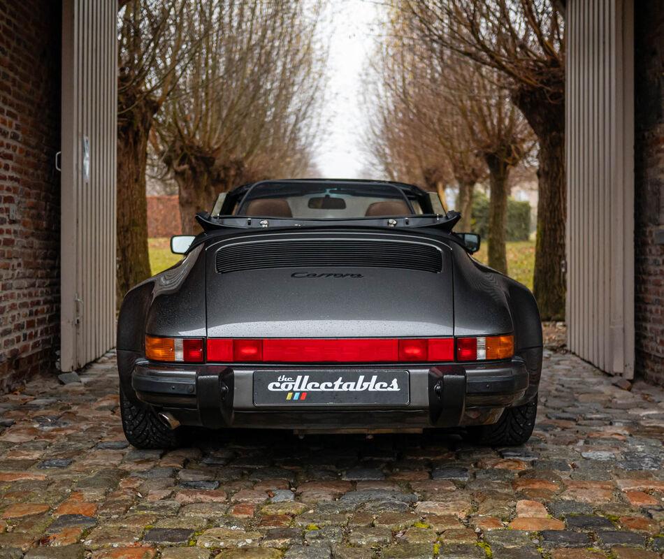 Porsche 911 Cabriolet WTL