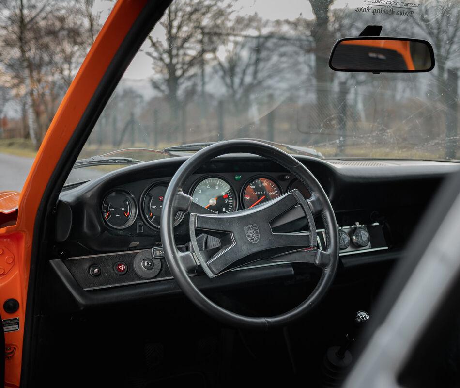 Porsche 911 Carrera 2.7 RS - Recreation