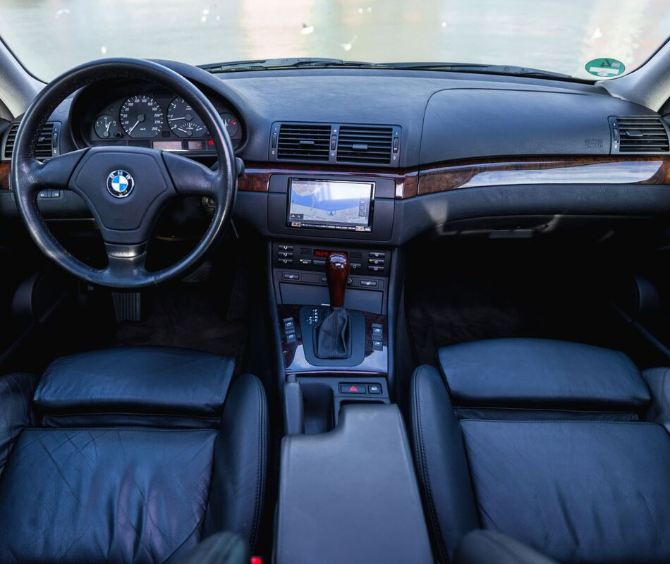 BMW E46 328ci Automaat