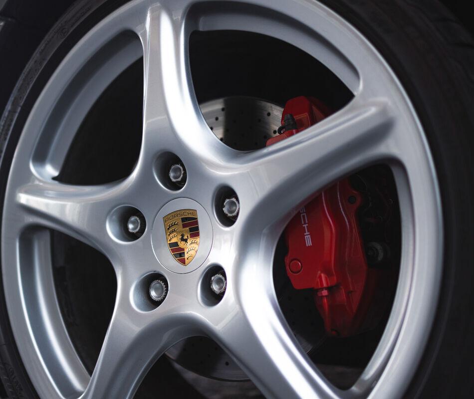 Porsche Cayman S - PDK