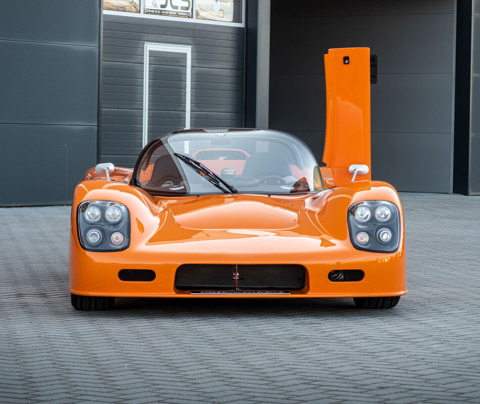 Ultima Can-Am V10