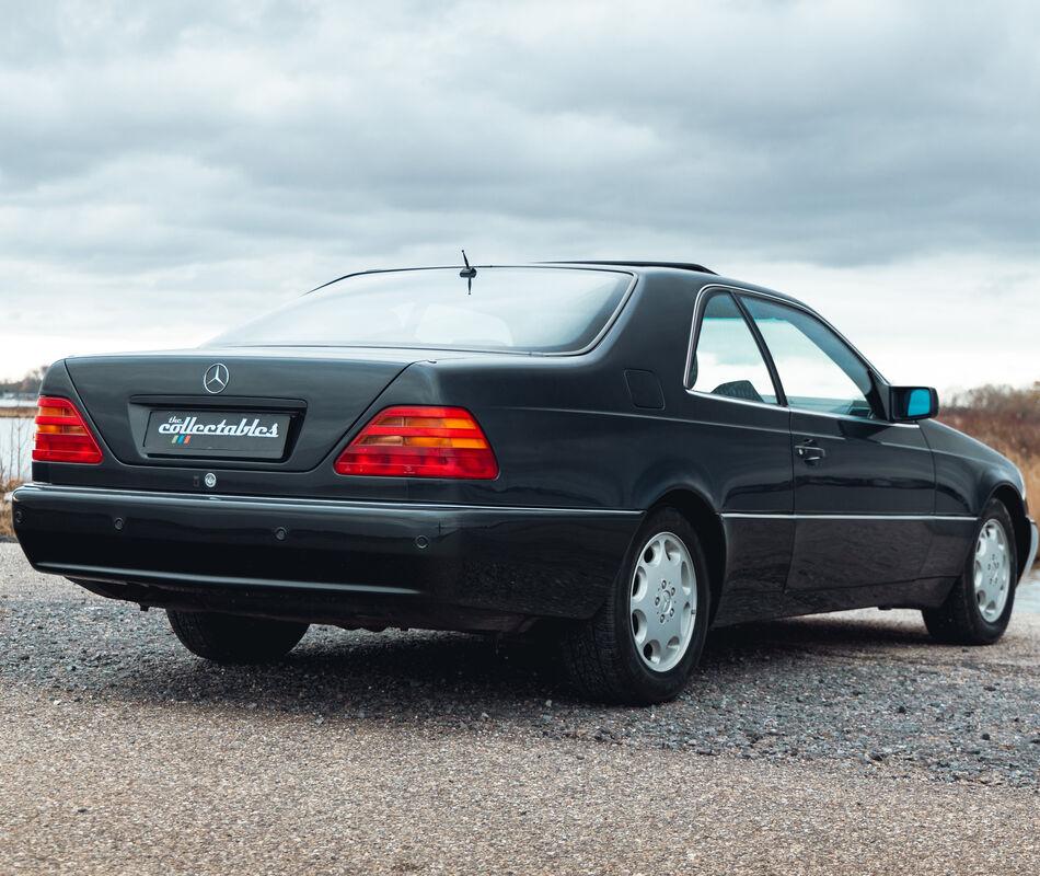 Mercedes 600 SEC