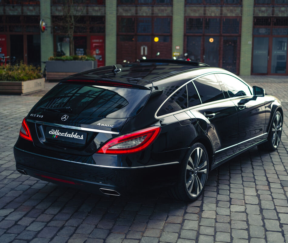 Mercedes CLS 350 CDI Shooting Brake