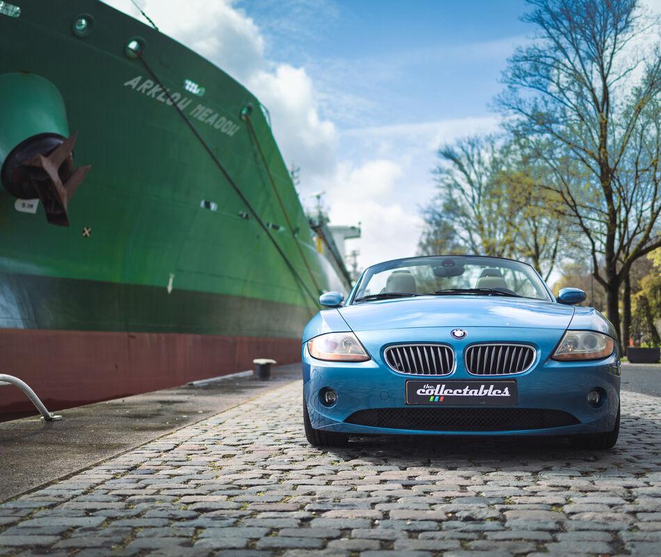 BMW Z4 Cabriolet 3.0i - eerste eigenaar - SMG
