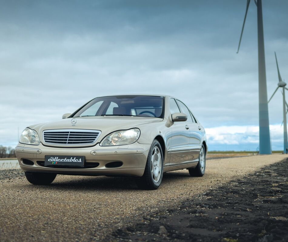 Mercedes S 600 Lang