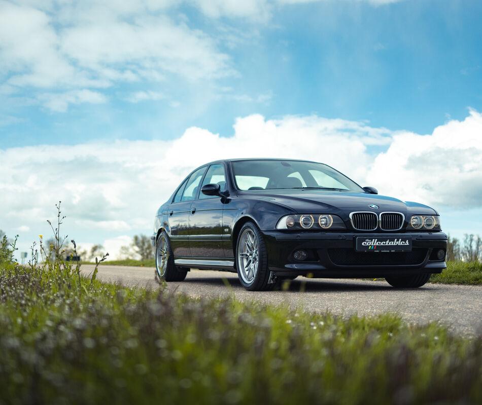 BMW E39 M5 (LCI)