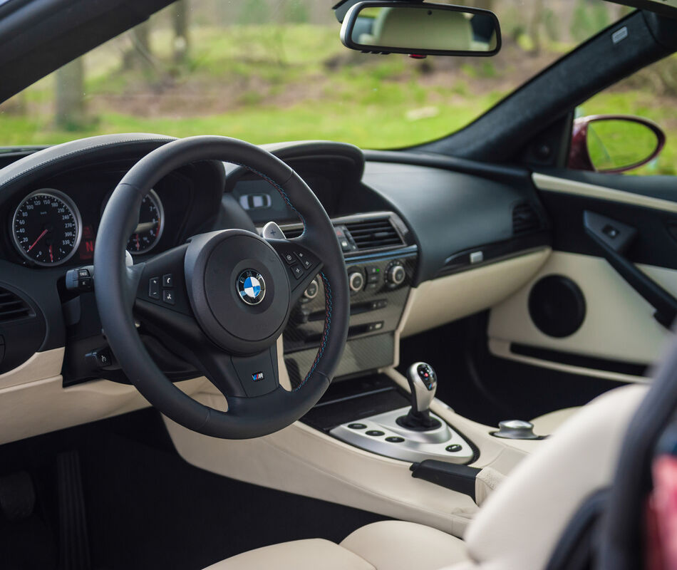 BMW M6 - V10