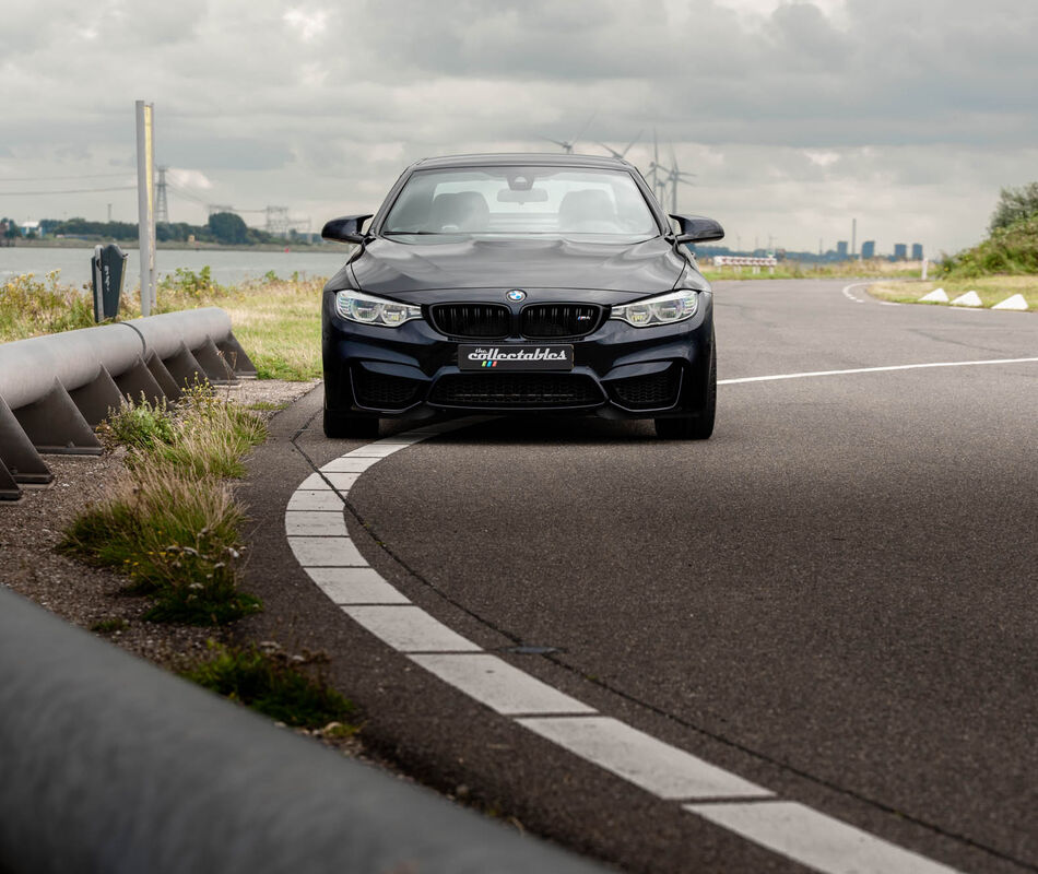 BMW M4 Competition Cabriolet