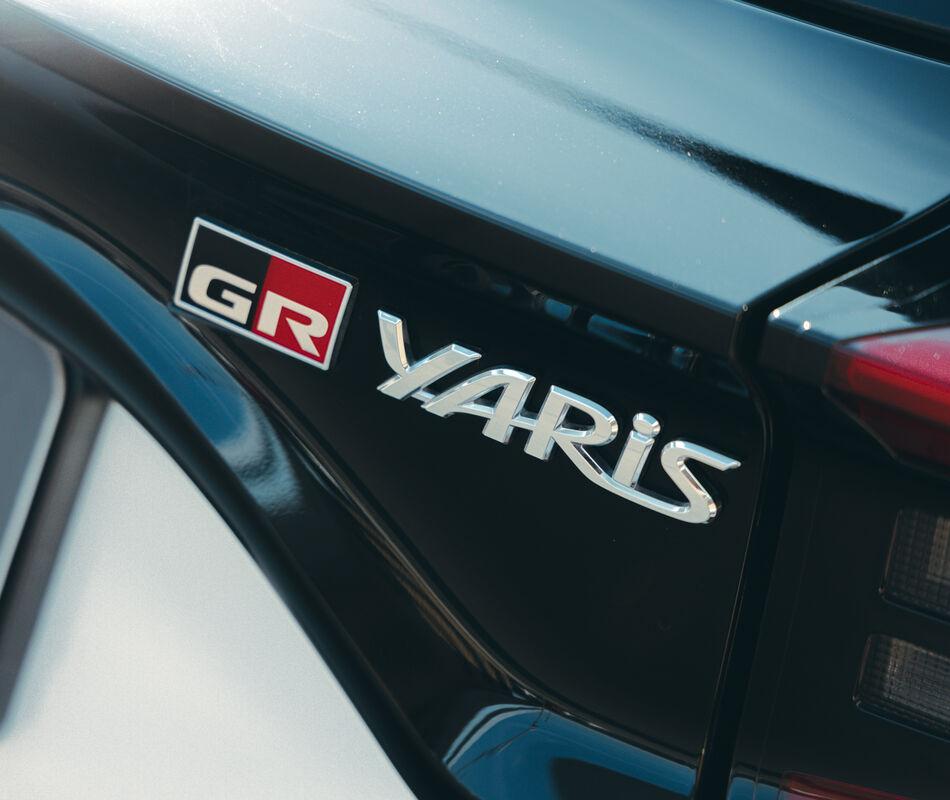 Toyota GR Yaris Performance