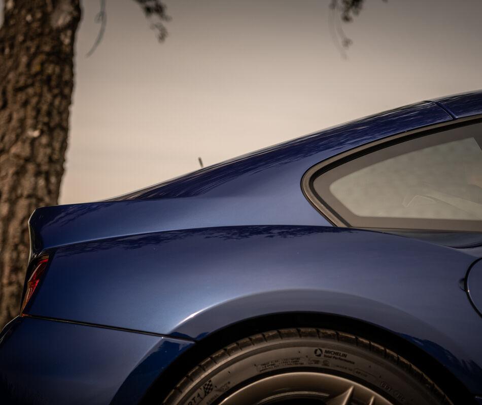 BMW Z4 M Coupé - NO RESERVE