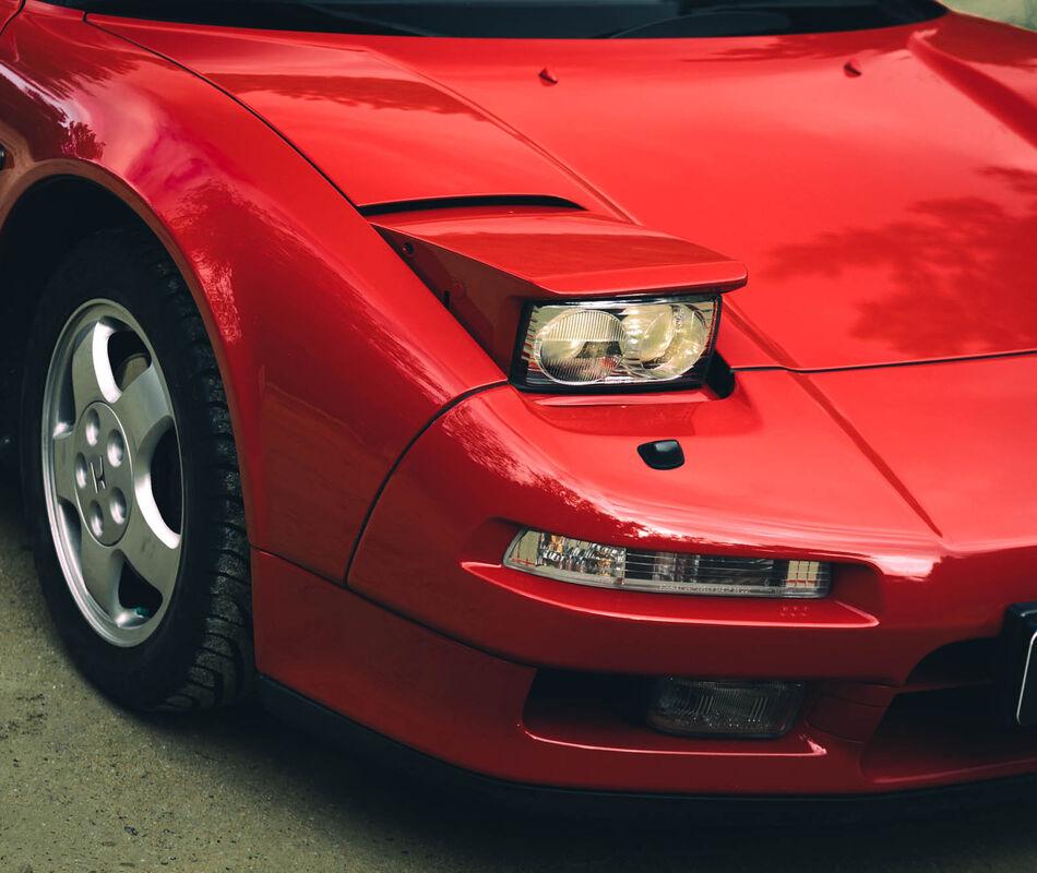 Verwacht - Honda NSX