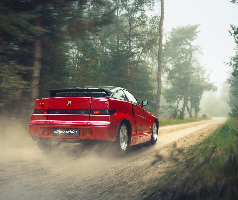 Verwacht - Alfa Romeo SZ